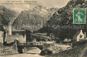 AK / Ansichtskarte Dauphine Vallee du Veneon Village des Etages Ecrins Kat. Grenoble