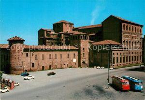 AK / Ansichtskarte Piacenza Palazzo Farnese Cittadella Viscontea Kat. Piacenza