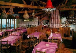 AK / Ansichtskarte Casteldimezzo Taverna del Pescatore