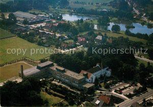 AK / Ansichtskarte Ankum Marienhospital Bersenbrueck Fliegeraufnahme Kat. Ankum