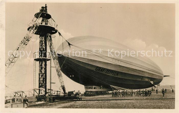 AK / Ansichtskarte Frankfurt Main Zeppelin Graf Zeppelin Kat. Frankfurt am Main
