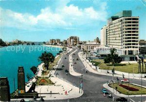 AK / Ansichtskarte Kairo Nil Kat. Aegypten