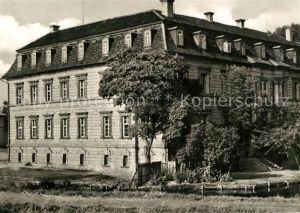 AK / Ansichtskarte Neustadt Glewe Schloss Kat. Neustadt Glewe
