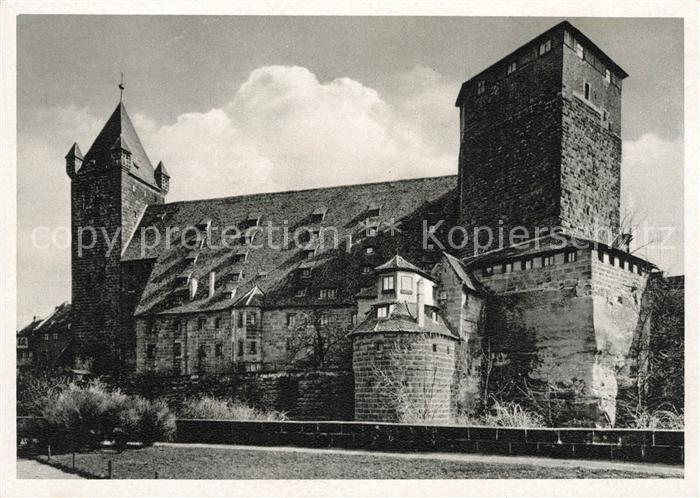 AK / Ansichtskarte Nuernberg Kaiserstallung Burg Kat. Nuernberg