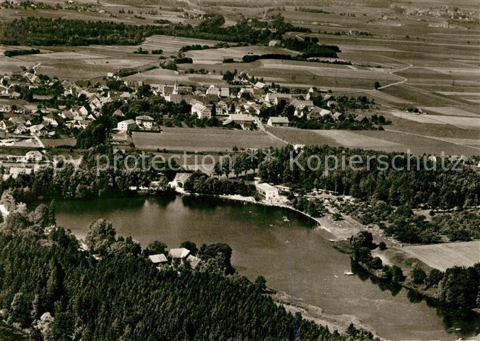 AK / Ansichtskarte Buxheim Memmingen Fliegeraufnahme Kat. Buxheim