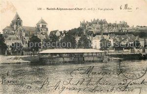 AK / Ansichtskarte Saint Aignan Loir et Cher  Kat. Saint Aignan