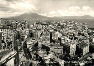 AK / Ansichtskarte Napoli Neapel Corso Vittorio Emanuele Kat. Napoli