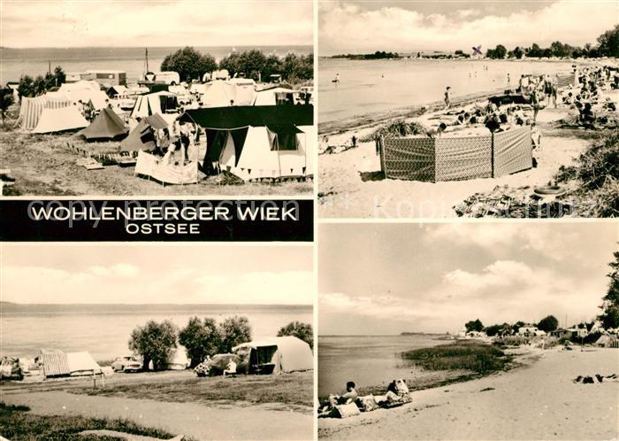 AK / Ansichtskarte Wohlenberg Wohlenberger Wiek Kat. Wohlenberg Grevesmuehlen