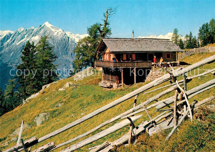 AK / Ansichtskarte Matrei Osttirol Jausenstation Kerschbaumer Alm Kat. Matrei in Osttirol