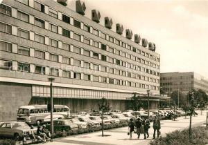AK / Ansichtskarte Berlin Hotel Unter den Linden Kat. Berlin
