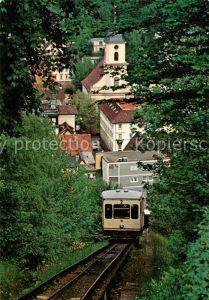 AK / Ansichtskarte Wildbad Schwarzwald Bergbahn Kat. Bad Wildbad