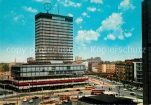 AK / Ansichtskarte Berlin Europa Center mit Haus der Nationen Kat. Berlin