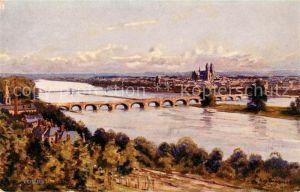 AK / Ansichtskarte Tours Indre et Loire Bords de la Loire Kat. Tours