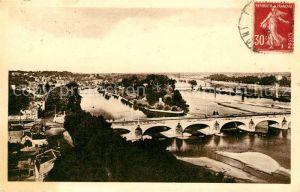 AK / Ansichtskarte Tours Indre et Loire La Loire Kat. Tours