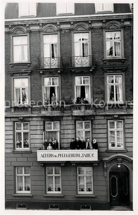 AK / Ansichtskarte Hamburg Alters und Pflegeheim Tabea Kat. Hamburg