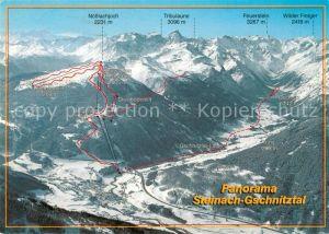 AK / Ansichtskarte Steinach Brenner Tirol Gschnitztal Wipptal Kat. Steinach am Brenner