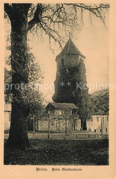 AK / Ansichtskarte Hirsau Glockenturm Kat. Calw