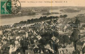 AK / Ansichtskarte Tours Indre et Loire Les Coteaux de la Loire Sainte Radegonde Marmoutier Kat. Tours
