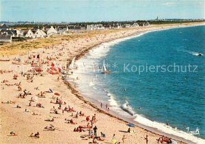 AK / Ansichtskarte La Turballe La grande plage Kat. La Turballe