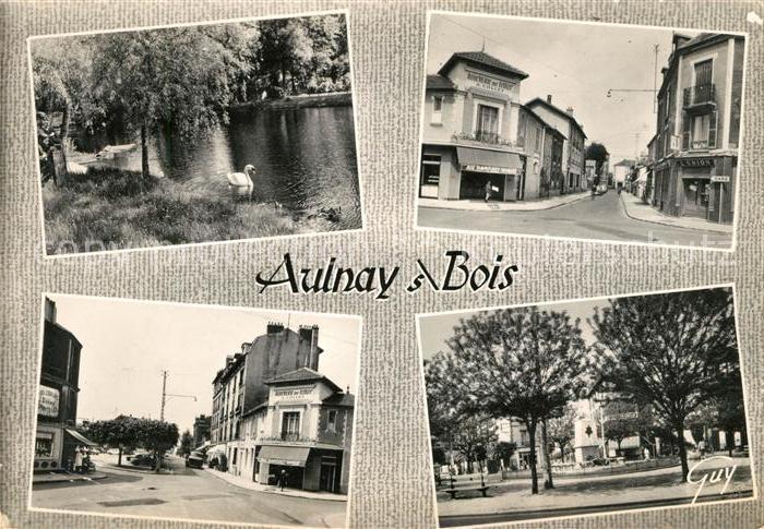 AK / Ansichtskarte Aulnay sous Bois  Kat. Aulnay sous Bois