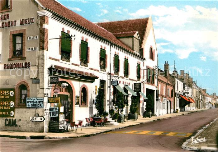 AK / Ansichtskarte La Ferte Saint Aubin La Grande Rue Kat. La Ferte Saint Aubin