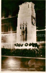 AK / Ansichtskarte London Whitehall The Cenotaph Kat. City of London