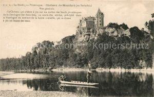 AK / Ansichtskarte Vitrac Dordogne Chateau de Montfort Kat. Vitrac