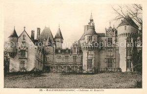 AK / Ansichtskarte Malesherbes Chateau de Rouville Kat. Malesherbes