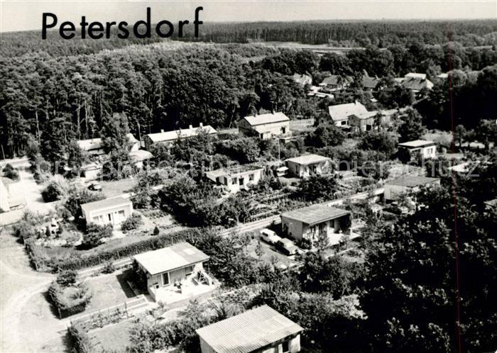 AK / Ansichtskarte Petersdorf Lensahn  Kat. Lensahn