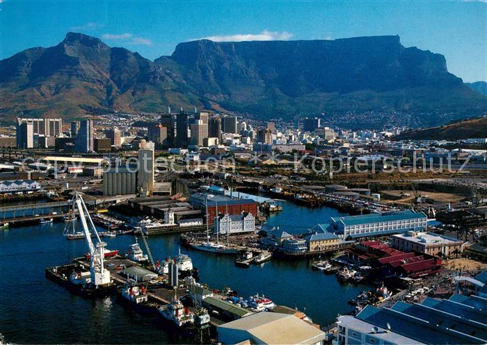 AK / Ansichtskarte Cape Town Kaapstad Kapstadt Water Front Kat. Cape Town