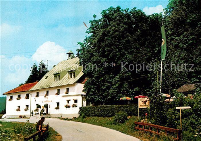 AK / Ansichtskarte Zwieslerwaldhaus Gasthof Pension Zwieseler Waldhaus Kat. Lindberg