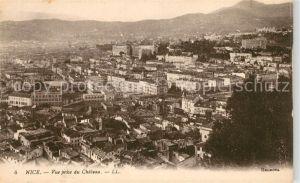 AK / Ansichtskarte Nice Alpes Maritimes Vue prise du Chateau Kat. Nice