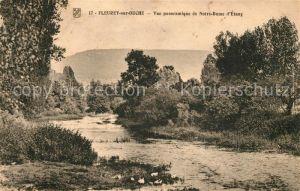 AK / Ansichtskarte Fleurey sur Ouche Vue panoramique de Notre Dame d Etang Kat. Fleurey sur Ouche