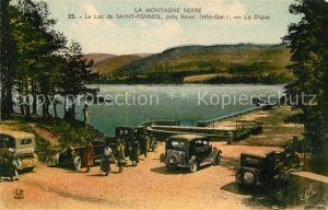 AK / Ansichtskarte Revel Haute Garonne Lac de Saint Ferreol La Digue Montagne Noire Kat. Revel