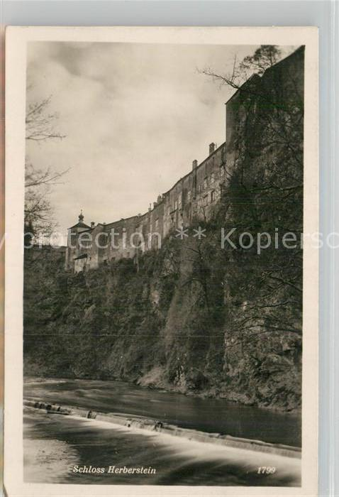 AK / Ansichtskarte Herberstein Schloss Herberstein