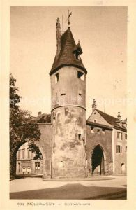 AK / Ansichtskarte Muelhausen Grefrath Bollwerkturm Kat. Grefrath
