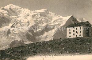 AK / Ansichtskarte Praz et le Mont Blanc Kat. Praz