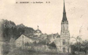 AK / Ansichtskarte Domremy la Pucelle Vosges La Basilique Kat. Domremy la Pucelle