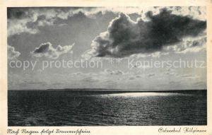AK / Ansichtskarte Koelpinsee Usedom Blick aufs Meer Kat. Usedom