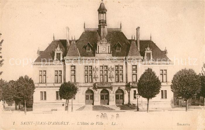 Hotel A St Jean D Angely