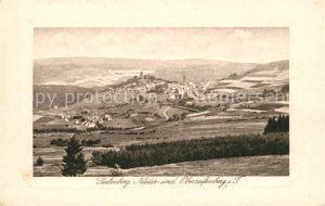 AK / Ansichtskarte Seelenberg Panorama Niederreifenberg und Oberreifenberg Kat. Schmitten