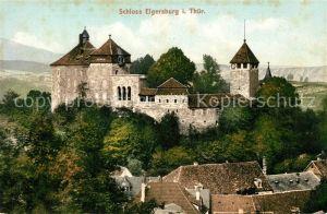 AK / Ansichtskarte Elgersburg Schloss Elgersburg Kat. Elgersburg