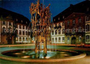 AK / Ansichtskarte Mainz Rhein Fastnachtsbrunnen