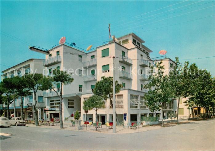 AK / Ansichtskarte Cesenatico Hotel Continental Kat. Italien