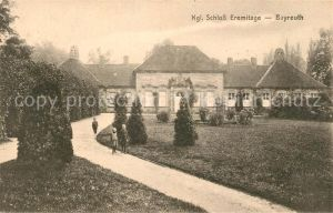 AK / Ansichtskarte Bayreuth Eremitage Kat. Bayreuth