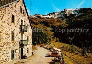 AK / Ansichtskarte Kolm Saigurn Alpenvereinshaus Ammererhof Kat. Rauris