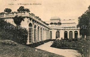 AK / Ansichtskarte Vichy Allier Orangerie des Celestins Kat. Vichy