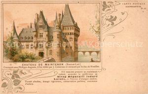AK / Ansichtskarte Maintenon Schloss Kat. Maintenon