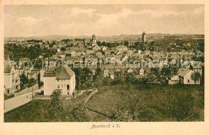 AK / Ansichtskarte Auerbach Vogtland Panorama Kat. Auerbach