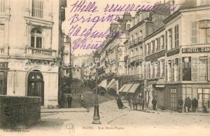 AK / Ansichtskarte Blois Loir et Cher Rue Denis Papin Kat. Blois